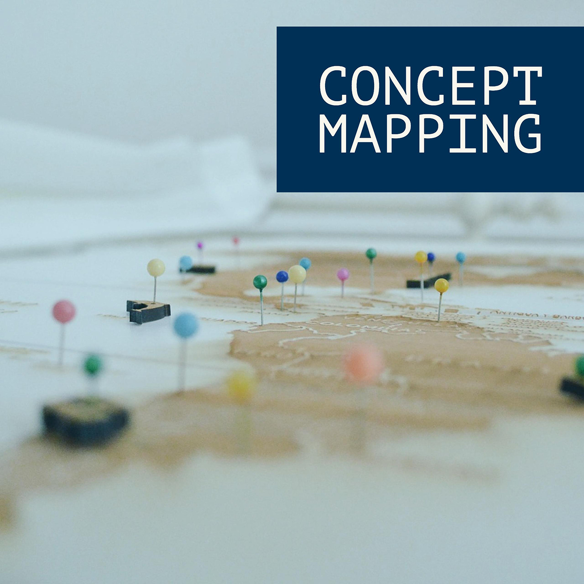 concept mapping business development course