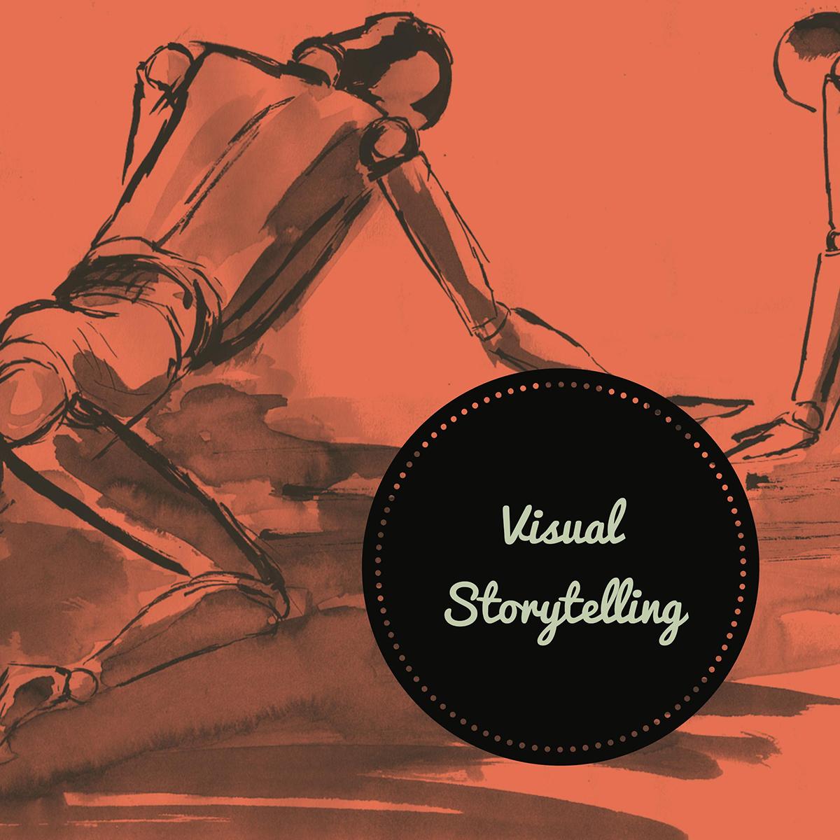 visual storytelling maga design course