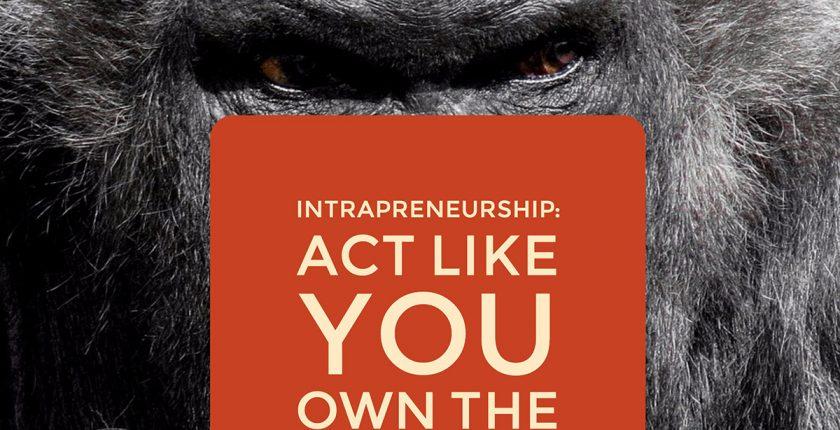 intrapreneurship for business success