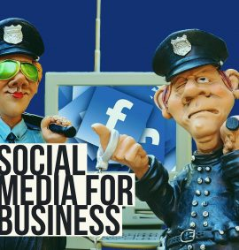 social media for business development course